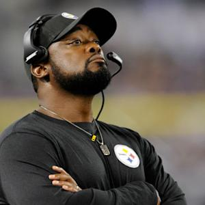 Pittsburgh Steelers head coach MikeTomlin: 'We have to play cleaner'