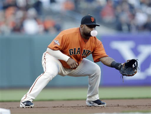 Chad Gaudin delivers as Giants beat Diamondbacks
