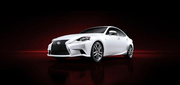 2014 Lexus IS350 F Sport