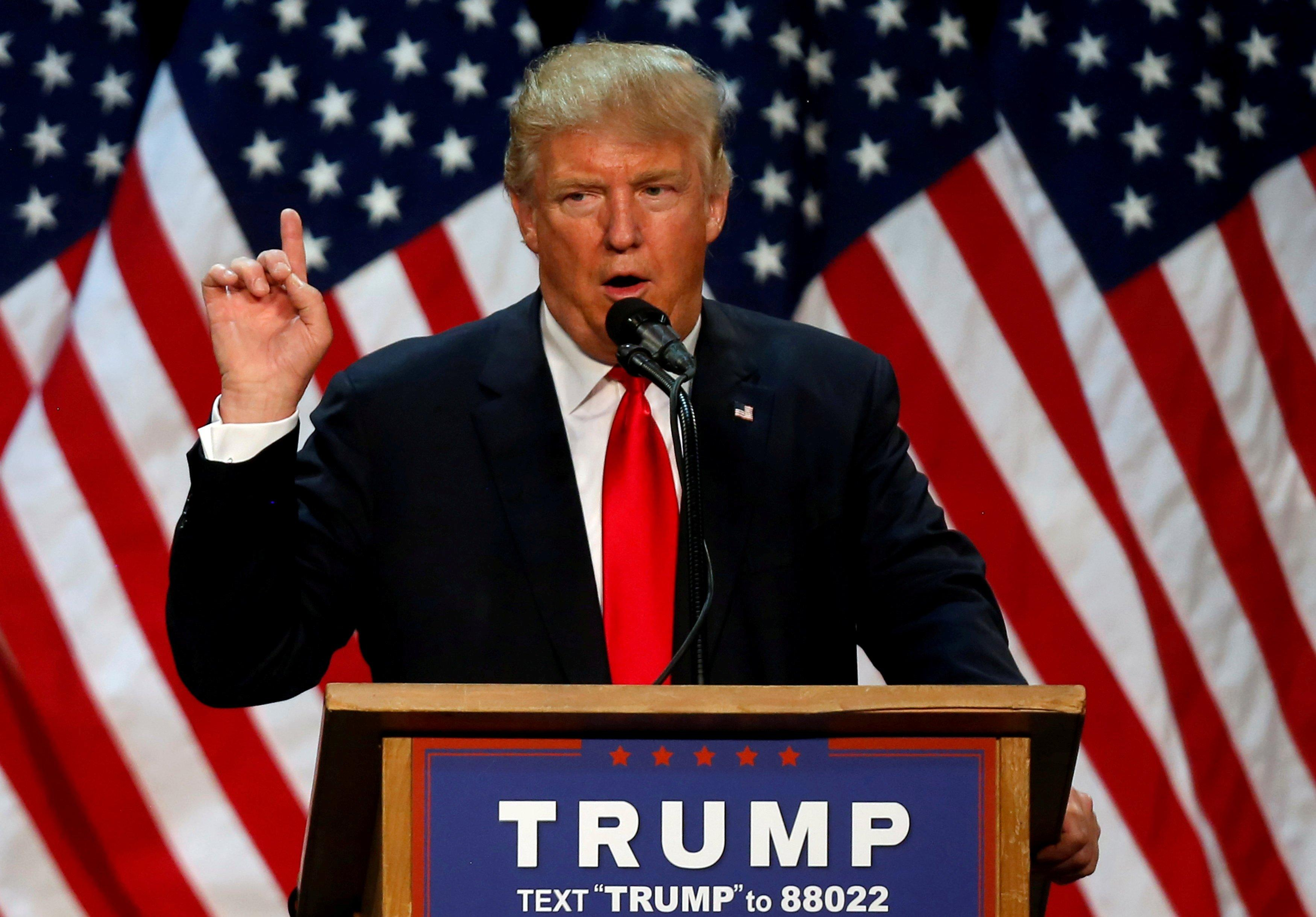 Trump Hits the Panic Button at the Hint of a Third Party Run