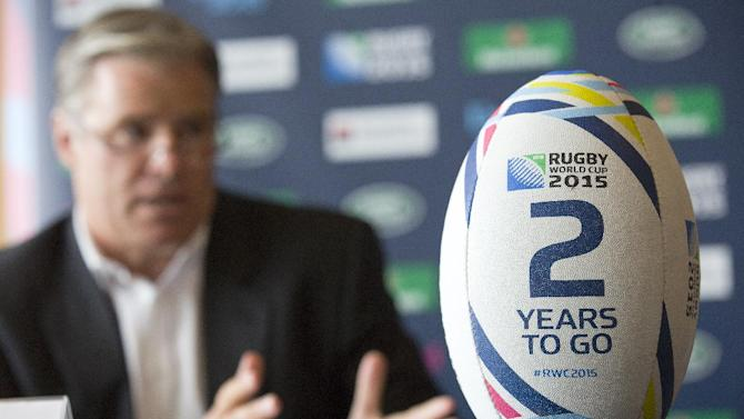 Rugby Union - Aussie chief hopes IRB rebrand will boost game