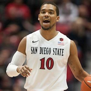 Mountain West Peak Plays: San Diego State's Aqeel Quinn Goes Downtown