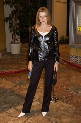 Premiere: Ever Carradine at the Westwood premiere of Shallow Hal - 11/1/2001