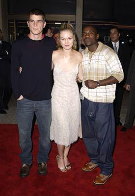 Premiere: Josh Hartnett, Julia Stiles and Mekhi Phifer at the Century City premiere of Lions Gate's O - 8/27/2001