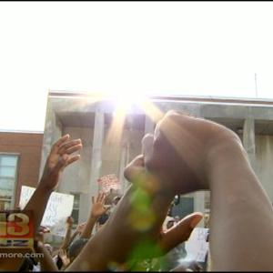 Protestors Demand Answers In Freddie Gray's Arrest
