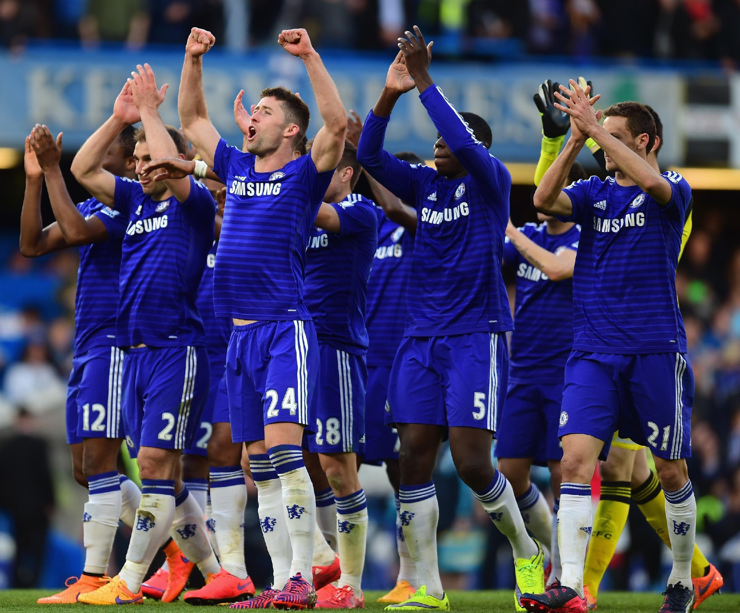 Why it was so easy for Chelsea to win the Premier League title