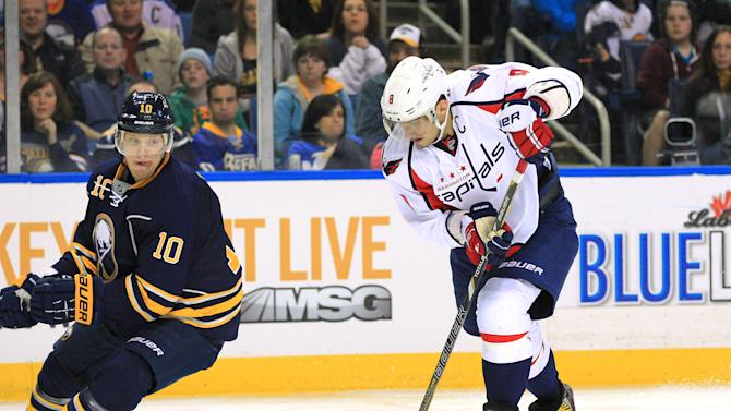 NHL: Washington Capitals at Buffalo Sabres