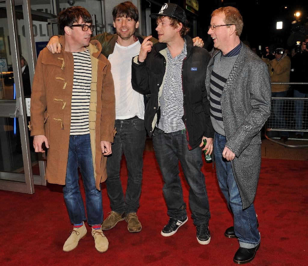 Blur returns with inspiration from Asia