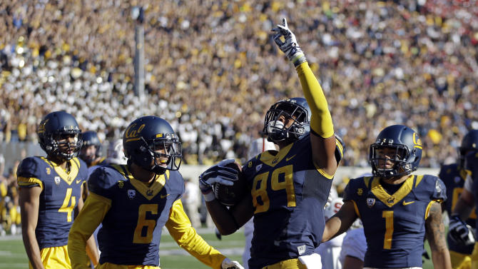 Stanford routs rival Cal 38-17 in 117th Big Game