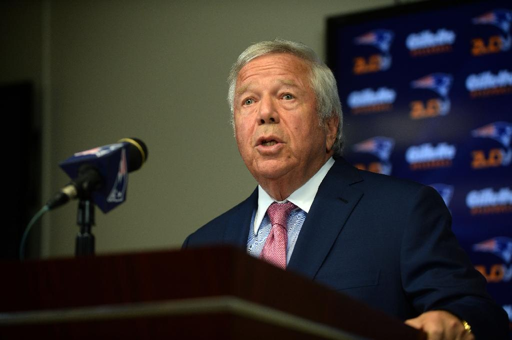 Patriots owner calls Deflate-gate 'overblown'