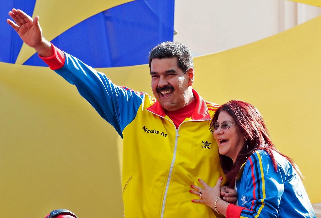 Maduro off to China, Vietnam in 'difficult times'