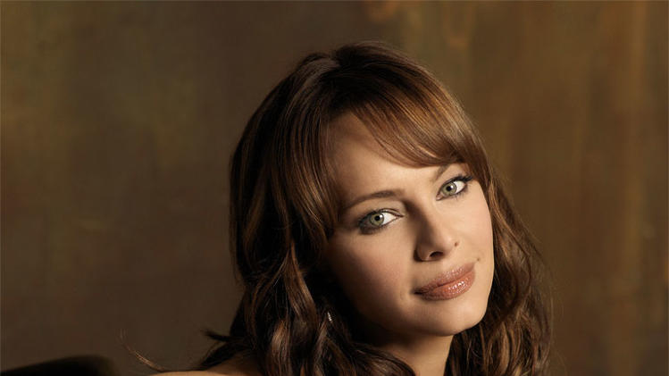 Melinda Clarke stars as Julie Cooper in the The O.C. on FOX.