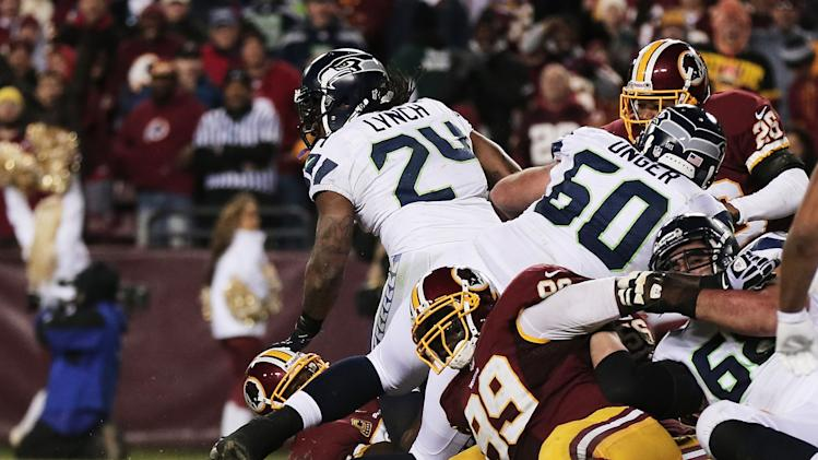 Wild Card Playoffs - Seattle Seahawks v Washington Redskins