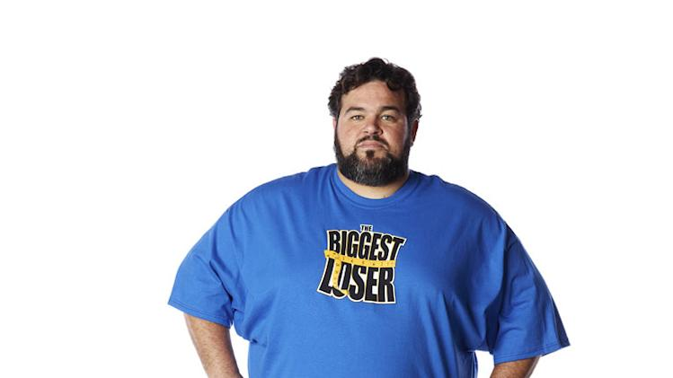 "Joe Messina competes on the 13th season of ""The Biggest Loser."""