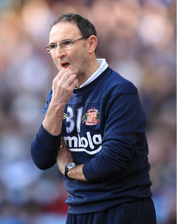 Martin O'Neill, pictured, has been hailed by Aston Villa boss Paul Lambert