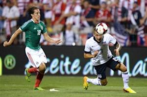Valencia's Guardado back from injury, hoping for El Tri return