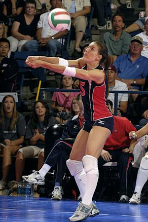 After Bus Accident, Volleyball Player Stacy Sykora Strives for Fourth Olympic Team