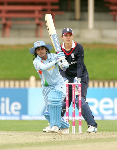 India v England - ICC Women's World Cup 2009