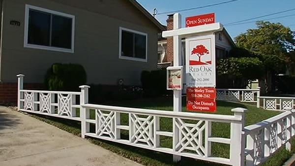 Calif. home prices rise in September
