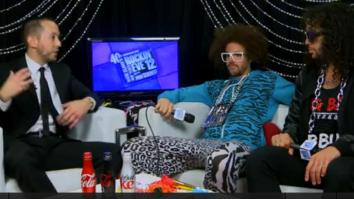 On The Party Rock Lifestyle (NYRE 2012)