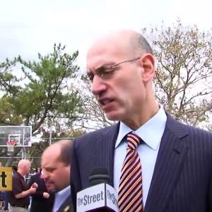 NBA Commissioner Adam Silver to Examine Domestic Abuse Policy