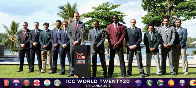 World Twenty20 2012 — Click for full coverage