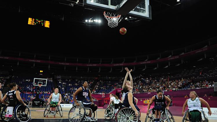 2012 London Paralympics - Day 8 - Wheelchair Basketball