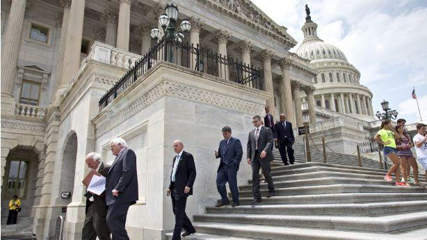 Do-Nothing Congress Somehow Manages to Do Even Less