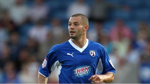 Football - Cook keeps Spireites grounded