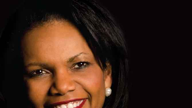"""This book cover image released by Crown Publishers show """"No higher honor: A Memoir of My Years in Washington,"""" by Condoleezza Rice. The book will be released on Nov. 1, 2011. (AP Photo/Crown Publishers)"""