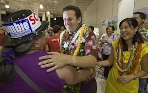 Hawaii's Governor Disobeys Inouye's Final Wish and Appoints His Lieutenant to the Senate