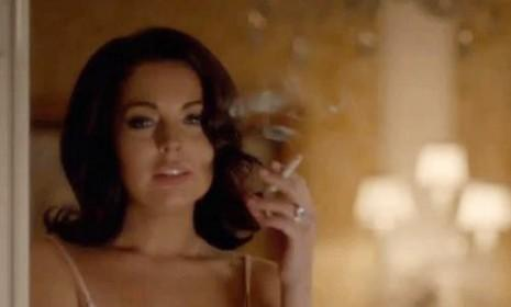 Lindsay Lohan stars in the new Lifetime movie Liz & Dick, a biopic about Elizabeth Taylor that premieres Nov. 25.