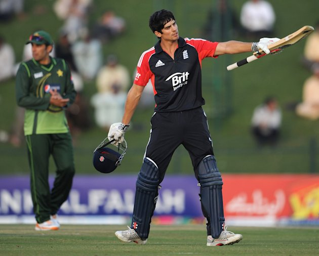 Pakistan v England - 2nd One Day International