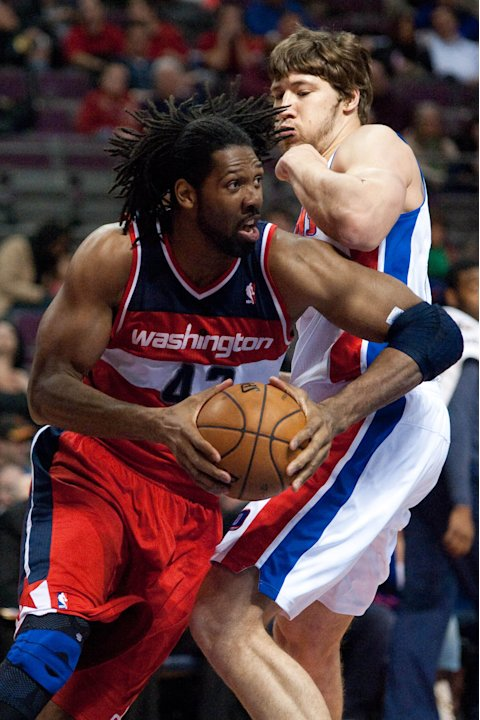 NBA: Washington Wizards at Detroit Pistons