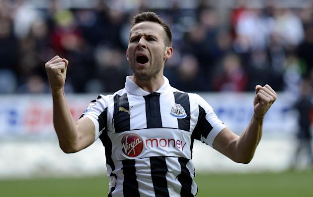 Yohan Cabaye - Newcastle to PSG
