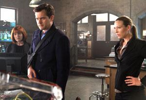 Fringe, Blair Brown, Joshua Jackson and Anna Torv | Photo Credits: Liane Hentscher/Fox