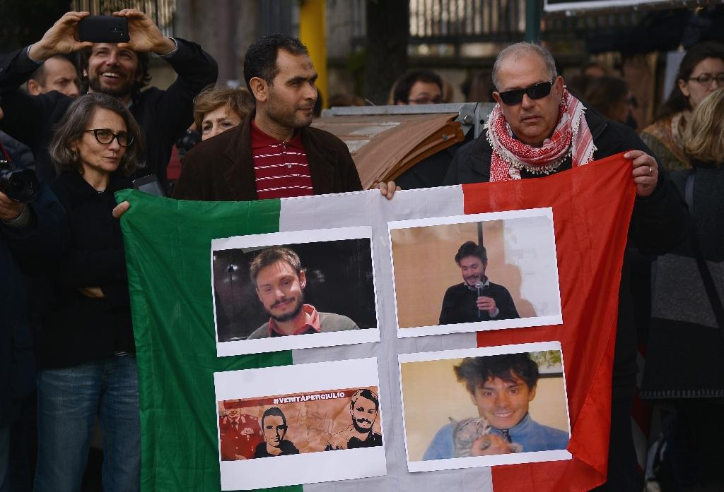 Egypt says Italy can send experts in Regeni murder case