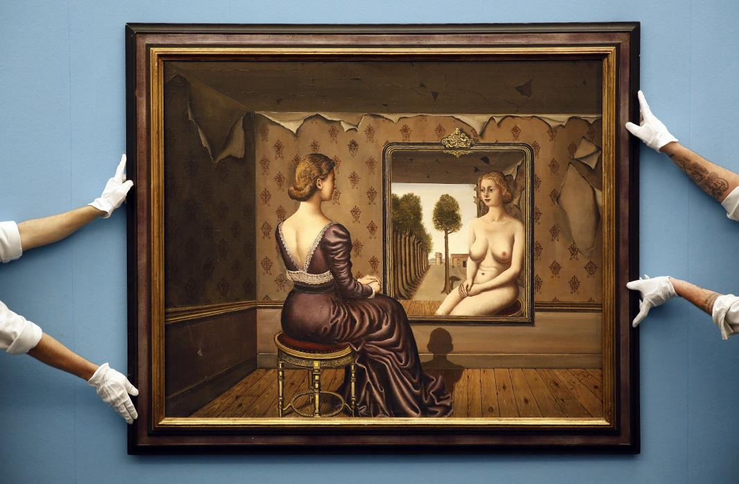 an introduction to the life and artwork by paul delvaux