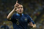 Cabaye: There was no war within the France squad