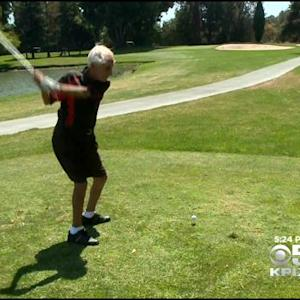 90-Year Old Golfer Scores 2 Hole-In-Ones On Bay Area Golf Course