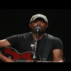 Darius Rucker Discusses Possible Hootie Reunion