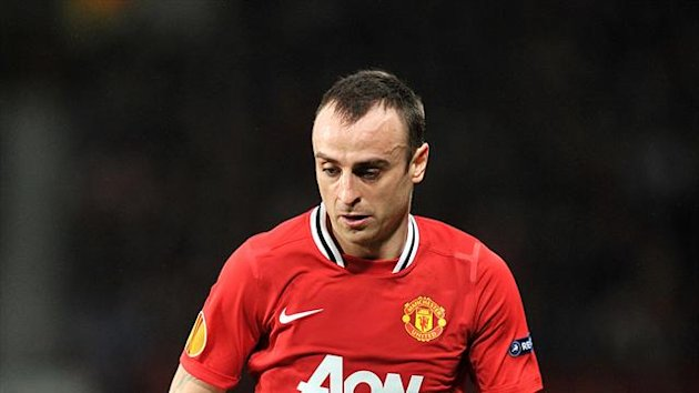 Dimitar Berbatov scored 57 goals for Manchester United