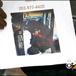 Stamford Police Seek Suspect In Bus Stop Attack