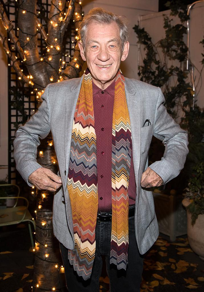 Ian McKellen Gets Choked Up Reading Emotional Coming Out Letter