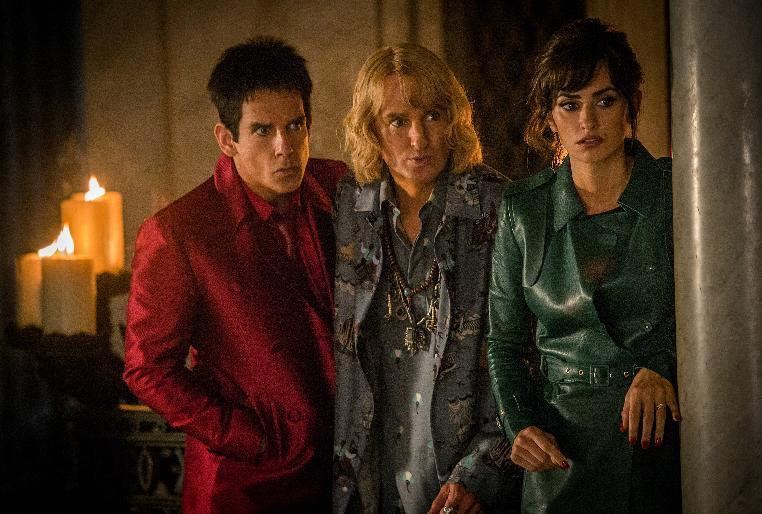 Review: 'Zoolander 2' tries a little too hard to up the ante