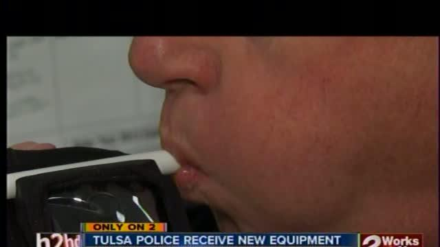 New DUI field testing