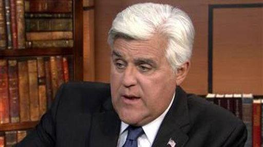 Jay Leno On the Evolution of Political Comedy