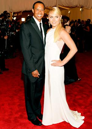 Tiger Woods, Lindsey Vonn Attend Met Gala 2013 Together: Picture
