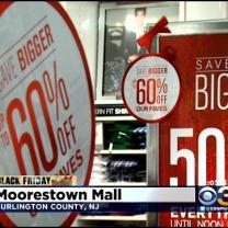 Crowds Hit Malls, Stores Early For Black Friday Shopping