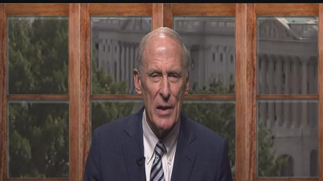Coats won't support current immigration bill, would if amended to increase security